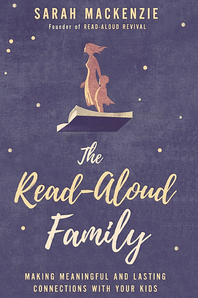 """""""The Read Aloud Family: Making Meaningful and Lasting Connections With Your Kids"""" Cover"""