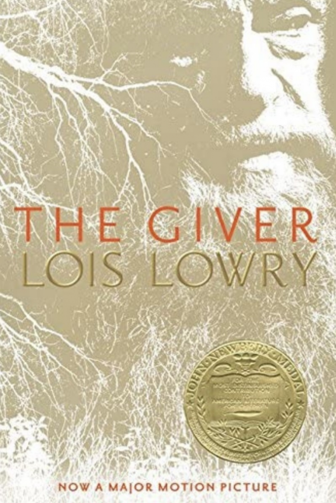 """""""The Giver"""" Cover"""