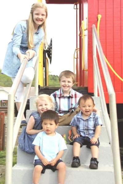 Chinese Adoptive Family - Post Adoption Depression