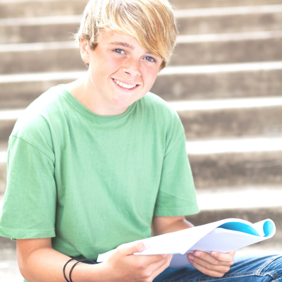 12 Character Building (and Fun) Books For Teen Boys