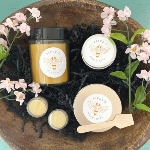 Mother's Day Beeswax Gift Set