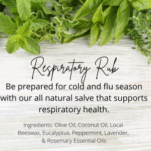 Respiratory Rub